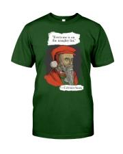 Calvinist Santa Classic T-Shirt front