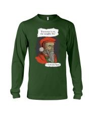 Calvinist Santa Long Sleeve Tee thumbnail