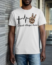 Faith Hope Love 2 Classic T-Shirt apparel-classic-tshirt-lifestyle-front-40