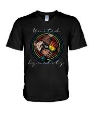 United Equality V-Neck T-Shirt tile