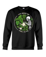 Make Me Feel Alive Crewneck Sweatshirt thumbnail