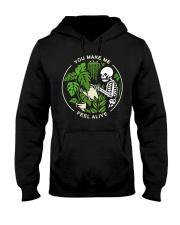 Make Me Feel Alive Hooded Sweatshirt thumbnail