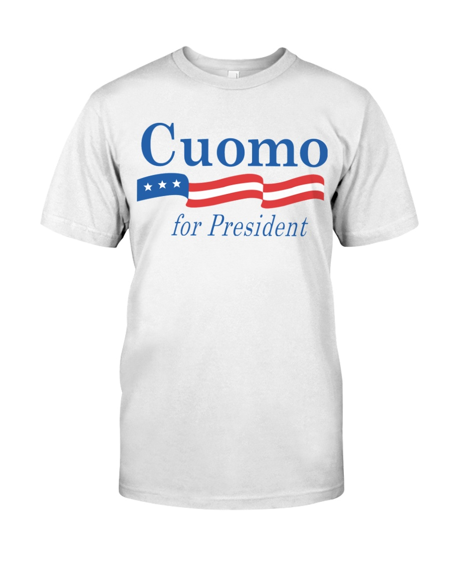 Cuomo For President Classic T-Shirt