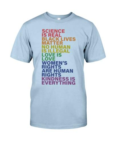 Science Is Real Black