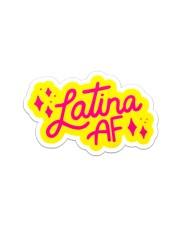 Latina AF Sticker - Single (Vertical) front