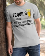 Tequila Wine Classic T-Shirt apparel-classic-tshirt-lifestyle-front-51