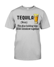 Tequila Wine Classic T-Shirt front