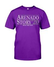 Arenado Story Classic T-Shirt thumbnail