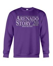 Arenado Story Crewneck Sweatshirt front