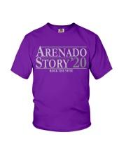 Arenado Story Youth T-Shirt thumbnail