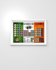 Beeriotic Table  24x16 Poster poster-landscape-24x16-lifestyle-02