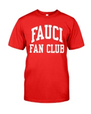 Fauci Fan Club Classic T-Shirt front