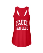Fauci Fan Club Ladies Flowy Tank thumbnail