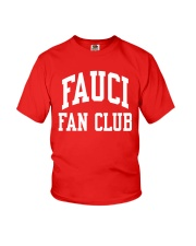 Fauci Fan Club Youth T-Shirt thumbnail