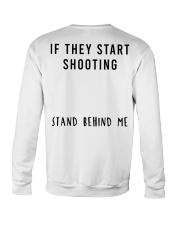 Stand Behind Me Crewneck Sweatshirt thumbnail