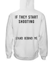 Stand Behind Me Hooded Sweatshirt thumbnail