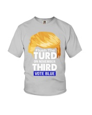 Vote Blue Youth T-Shirt thumbnail