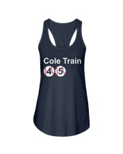Cole Train  Ladies Flowy Tank thumbnail