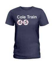Cole Train  Ladies T-Shirt thumbnail