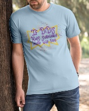 If Didis Kids Survived Rugrats Classic T-Shirt apparel-classic-tshirt-lifestyle-front-51