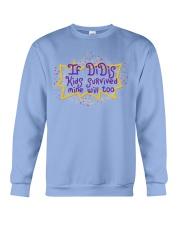 If Didis Kids Survived Rugrats Crewneck Sweatshirt tile