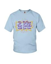 If Didis Kids Survived Rugrats Youth T-Shirt tile