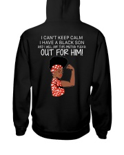 Out For Him Back Hooded Sweatshirt thumbnail