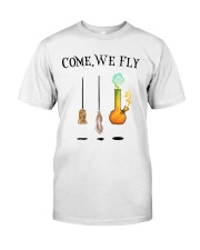 Come We Fly Classic T-Shirt thumbnail
