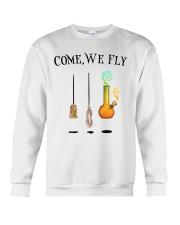 Come We Fly Crewneck Sweatshirt thumbnail