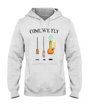 Come We Fly Hooded Sweatshirt thumbnail