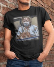 Steve Bannon Shirt Classic T-Shirt apparel-classic-tshirt-lifestyle-26