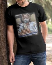 Steve Bannon Shirt Classic T-Shirt apparel-classic-tshirt-lifestyle-front-51