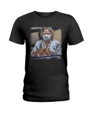Steve Bannon Shirt Ladies T-Shirt tile