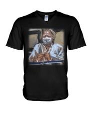 Steve Bannon Shirt V-Neck T-Shirt tile