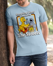 The Streets  Classic T-Shirt apparel-classic-tshirt-lifestyle-front-51