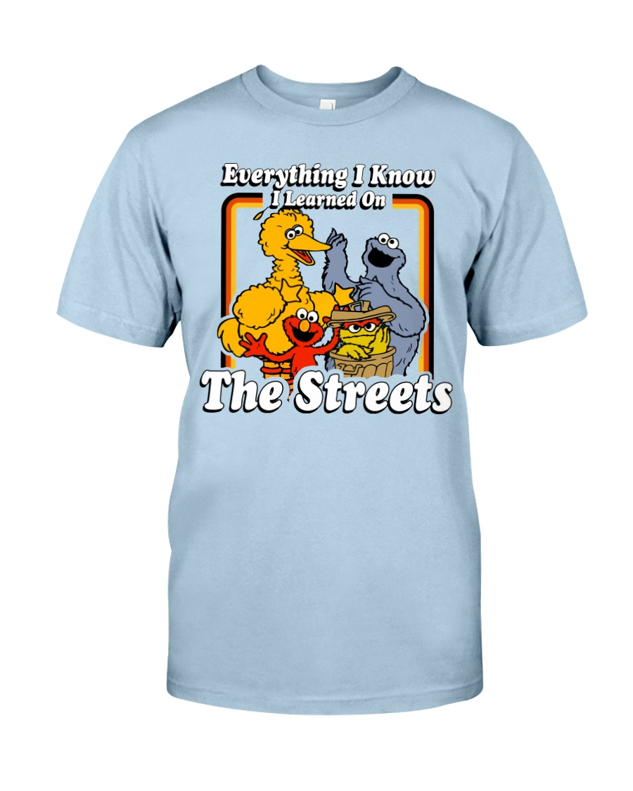 The Streets  Classic T-Shirt