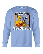 The Streets  Crewneck Sweatshirt thumbnail