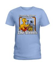 The Streets  Ladies T-Shirt thumbnail