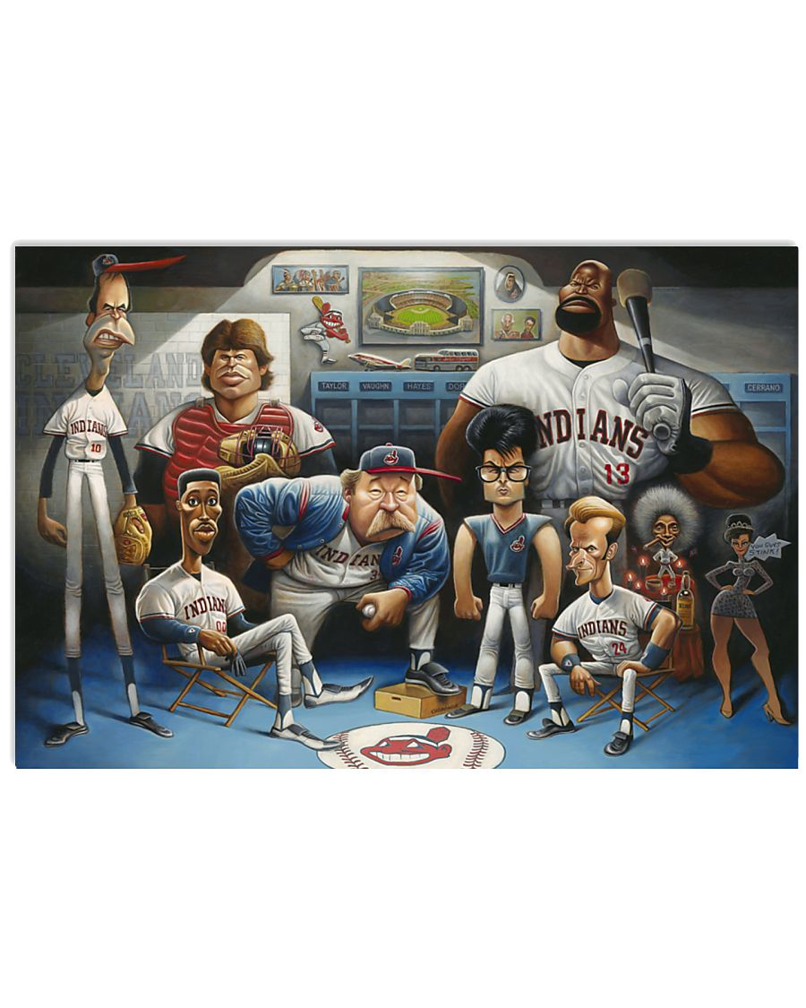 Cleveland Players Poster 17x11 Poster