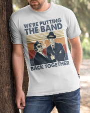 The Band Back Together Classic T-Shirt apparel-classic-tshirt-lifestyle-front-51