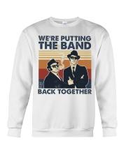The Band Back Together Crewneck Sweatshirt tile
