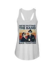 The Band Back Together Ladies Flowy Tank tile