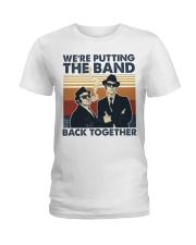 The Band Back Together Ladies T-Shirt tile