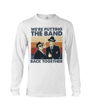 The Band Back Together Long Sleeve Tee tile