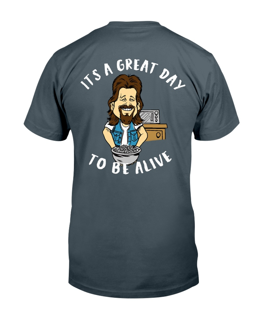 Great Day To Be Alive Classic T-Shirt