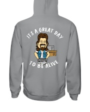 Great Day To Be Alive Hooded Sweatshirt thumbnail