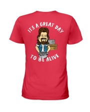 Great Day To Be Alive Ladies T-Shirt thumbnail