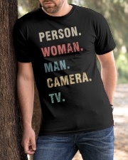 TV Shirt Classic T-Shirt apparel-classic-tshirt-lifestyle-front-51
