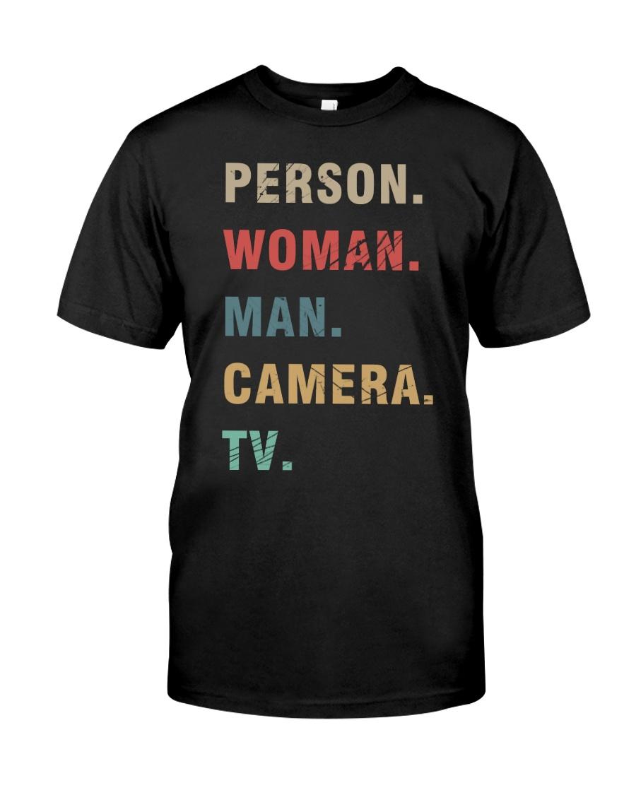 TV Shirt Classic T-Shirt