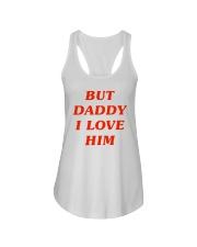 But Daddy I Love Him Ladies Flowy Tank thumbnail